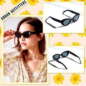 🌻 Urban Outfitters Coco Cat-Eye Sunglasses EUC 🌻